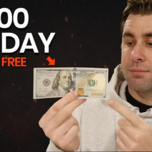 Earn $100 A DAY & Make Money Online For FREE With NO Website To Start!