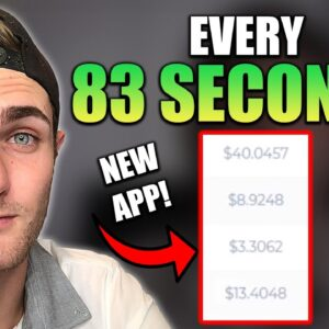 This NEW App Will Pay $3.62 Every 83 Seconds (Free PayPal Money Trick 2021)