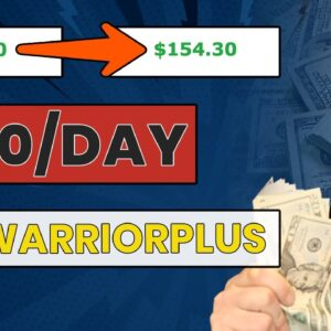 How To Make Money With WarriorPlus In 2021 Step By Step! (Affiliate Marketing Tutorial)