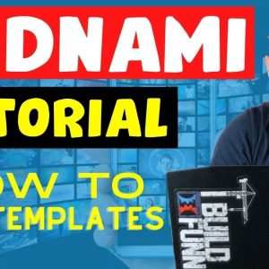 Vidnami Video Creation Software Tutorial - STEP 1: How to Use VIDNAMI's Video TEMPLATES