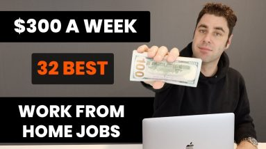32 Best Work From Home Jobs To Earn Side Cash (That Pay Well)