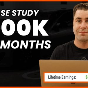 Insane New Method Made $101,315 In 5 Months! (Affiliate Marketing Free Course)