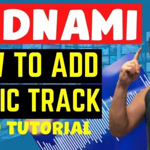 Vidnami Demo Tutorial - How to Add Music to Your Video Vidnami Review 2020