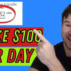 Learn How to Make $100 Dollars a Day - Affiliate Marketing Tutorial for Beginners 2021