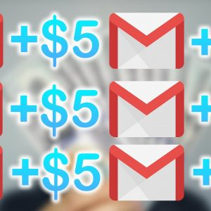Get $5,139.70+ Collecting Emails ($5 PER Email + PROOF!)   Make Money Online For Beginners 2021