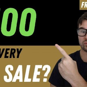 Affiliate Marketing for Beginners - Make $100 a Day with Affiliate Marketing [Not Clickbank]