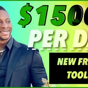 Earn $1500/Day As A Complete BEGINNER! | Easy Way To Make Money Online | Money Online