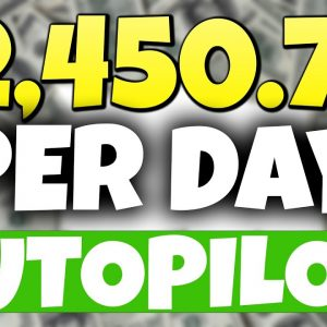Earn $2,450.70 On Autopilot Using This FREE Website (Make Money Online)