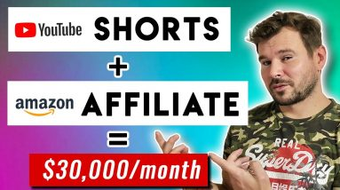 Make $30,000/Mo With YouTube Shorts And Amazon Without Making Videos [FREE Step by Step Tutorial]