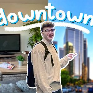 vancouver vibes   Downtown Apartments and Furnishing my Place! :)