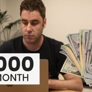 This One Easy Online Business Makes $6,000+ Per Month From Home! (Make Money Online)