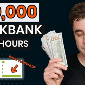 I Made $10,000 In 24 Hours On Clickbank While Half Asleep! BeginnersTutorial (PROOF)
