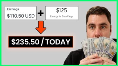 [$200/Day] How To Work From Home & Make Money Online In 2021!