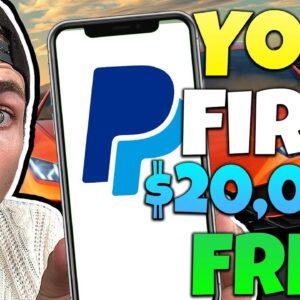 Earn $20,000 For Free (Copy & Paste Full Tutorial)