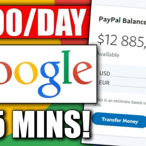 Earn $600.00/Day With This Google Trick (Make Money With Google 2021)