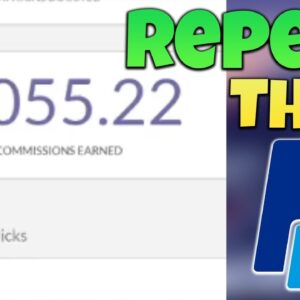 *REPEAT THIS* I Made $1055.22 in 48 Hours Using ONE LINK (Make Money Online)