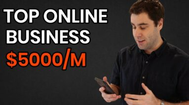 The $5k Per Month Online Business Opportunity Thats EXPLODING During Quarantine!