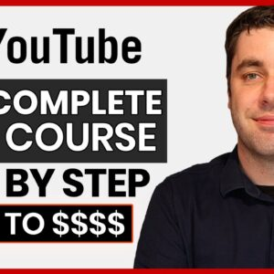 FREE How To Start YouTube Channel Course | Complete A-Z Blueprint 2021