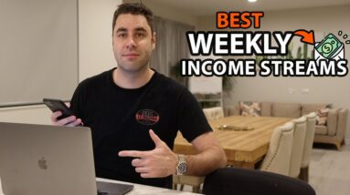 How Much Money I Earn Weekly as an Affiliate Marketer & YouTuber (Income Streams)
