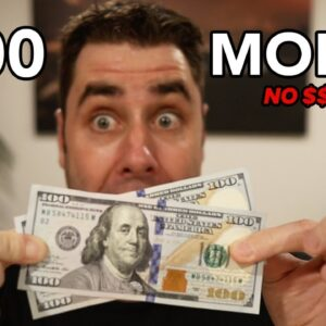 How To Make $800 A MONTH And Earn Money Online For FREE With PayPal!