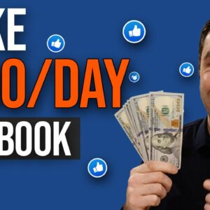 How To Make Money On Facebook For FREE In 2021 (Step By Step Beginners)