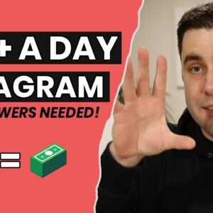 How To Make Money On Instagram With NO Followers In 2021