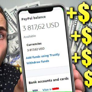 Make $200+ Every 20 Min (NO WORK!) | UNKNOWN Way To Make Money Online