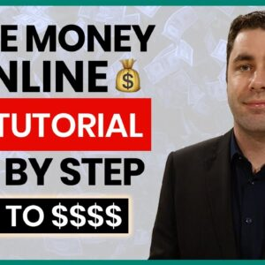Make Money Online For Beginners Course: Complete FREE Training For 2020