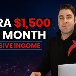 Make Extra $1500/Month Passive Income With Affiliate Marketing For FREE! *PROOF [Case Study]