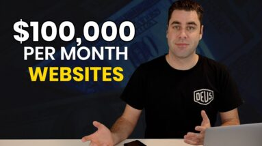 5 Websites That Make $100,000+ Per Month With Affiliate Marketing! (Passive Income)