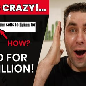 This Affiliate Marketing Website Just Sold For $100 Million Dollars!