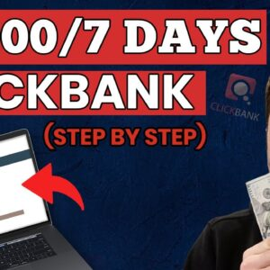 Best Way To Make $100 Per Day From Clickbank | A-Z For Beginners 2021 (Step by Step)