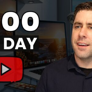 How To Make Money With Youtube Adsense Best For Beginners 2021 ($100 a Day)
