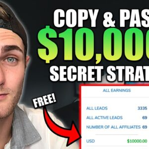 Copy & Paste To Earn $10,000+ Using Google (FREE) | Make Money Online