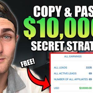 Copy & Paste To Earn $10,000+ Using Google (FREE)   Make Money Online