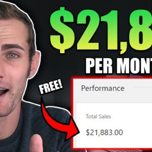 Get Paid $21,883/Mth (QUICKLY) On Complete Autopilot (Make Money With This Drop Servicing Tutorial)