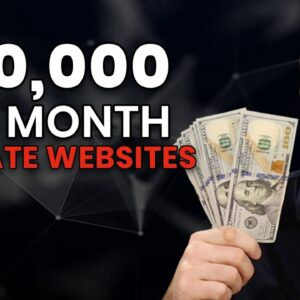 6 Best $50,000 Per Month Affiliate Marketing Websites That Make Passive Income Online!