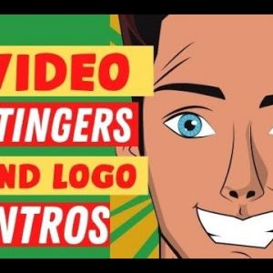Create 5 Epic Video Intros - Logo Reveal Animation - YouTube Intros - Video Stingers