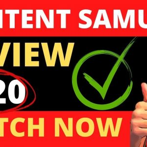 Content Samurai Review 2020 🔴 NOW VIDNAMI 🔴 How to Make Videos With VIDNAMI