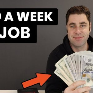 4 Ways To Make $500/Week With NO JOB!