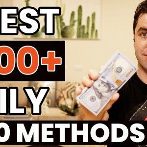 5 BEST Ways To Make Money Online In 2020!