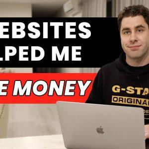 7 Best Websites That Will Help You Make Money Online!