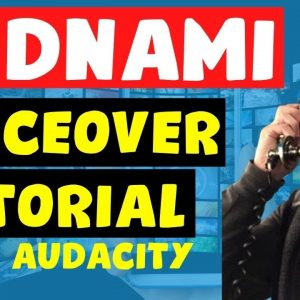 Vidnami Tutorial - How to Make Your Own Voiceover with Audacity or Outsource on Fiverr