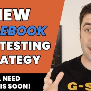 BEST Facebook Ads Testing Strategy For Dropshipping In 2019 (CBO UPDATE)