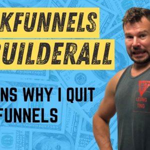 Clickfunnels vs Builderall 4.0 - Reasons Why I Quit Clickfunnels