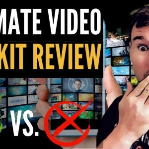 Ultimate Video Toolkit Review ⚠️NO BONUSES⚠️ - Do You Really Need This to Make Money Making Videos