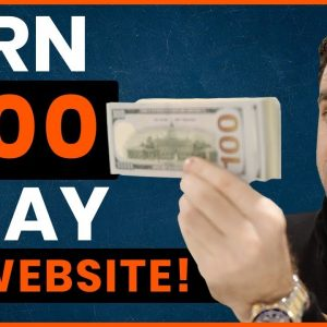 Earn $100 Per Day Online For FREE With NO Website! (Make Money Online)