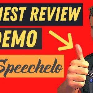 Speechelo Review Demo + Speechelo Honest Review: 9/10 ⭐ Plus Amazing BONUSES