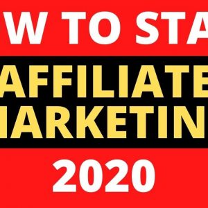 How to Start Affiliate Marketing STEP by STEP for Beginners 2020 😎😍🤑