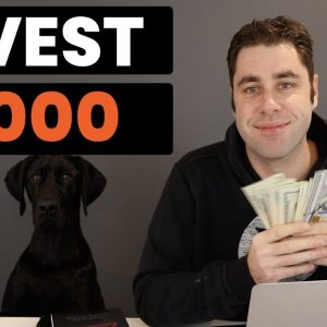 How To Invest $1,000: 6 Ways To Start Making Passive Income!